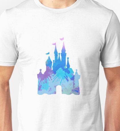 Castle inspired silhouette Unisex T-Shirt