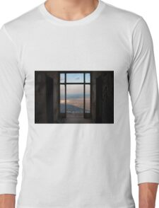 View from an abandoned building#2 Long Sleeve T-Shirt