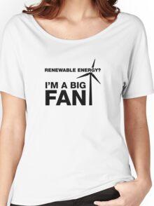 I'm A Big Fan, Electrician Humor Women's Relaxed Fit T-Shirt