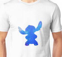 Alien inspired silhouette Unisex T-Shirt