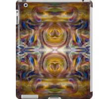 Earth Wizard Abstract Psychedelic iPad Case/Skin