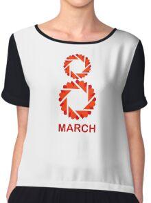 March 8- Womens day Chiffon Top