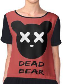 Dead Bear designs Chiffon Top