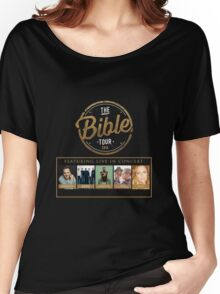 The Bible Tour 2016 Women's Relaxed Fit T-Shirt