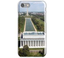 Lincoln Memorial iPhone Case/Skin
