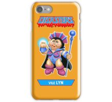 Disasters of the Universe - 8. Vile LYN iPhone Case/Skin