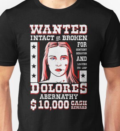 Dolores Unisex T-Shirt