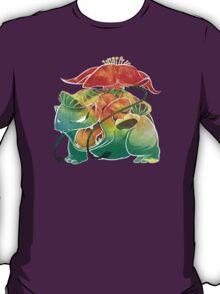 Venasaur texture T-Shirt