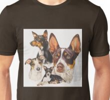 Rat Terrier Unisex T-Shirt