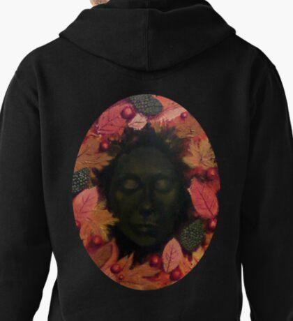 Queen of Autumn Pullover Hoodie