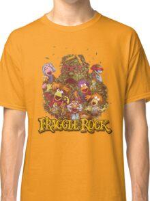 Fraggle Rock Retro Classic T-Shirt