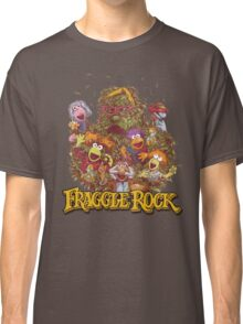 Fraggle Rock Retro Design Classic T-Shirt