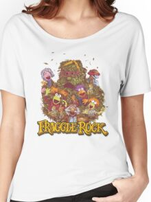 Fraggle Rock Retro Design Women's Relaxed Fit T-Shirt