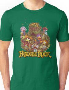 Fraggle Rock Retro Design Unisex T-Shirt