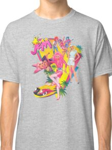 Jem and the Holograms Retro Classic T-Shirt