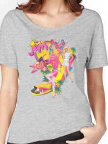 Jem and the Holograms Retro Women's Relaxed Fit T-Shirt