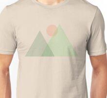 Mountain Line Unisex T-Shirt