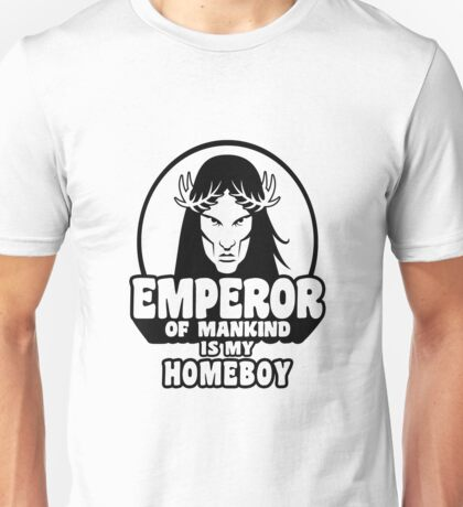 Homeboy Unisex T-Shirt