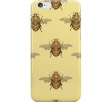Bronze Bee  iPhone Case/Skin