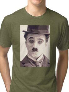 Charles Chap. Tri-blend T-Shirt