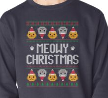 Ugly Christmas Sweater - Cat Pullover