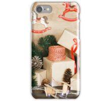 Christmas stuff for handmade Christmas toys iPhone Case/Skin
