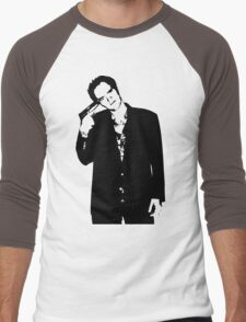 Quentin Tarantino Men's Baseball ¾ T-Shirt