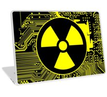 Cybergoth - Radioactive (Yellow) Laptop Skin