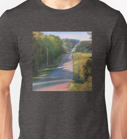 E Survey Road Unisex T-Shirt