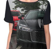 Audi R8 V10 Plus 2015 Chiffon Top