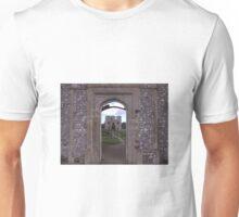 Baconsthorpe Castle, Norfolk. Unisex T-Shirt