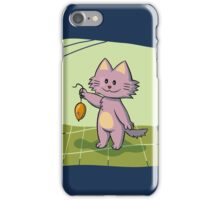 Tom and Jerry - Cat Holding Rat Cartoon For Kids iPhone Case/Skin