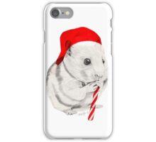 CHRISTMAS HAMSTER iPhone Case/Skin