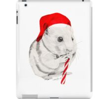 CHRISTMAS HAMSTER iPad Case/Skin
