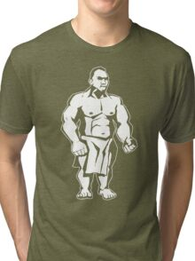 Big Moke (for dark backgrounds) Tri-blend T-Shirt