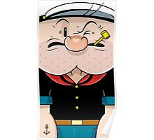 Compressed-popeye Poster