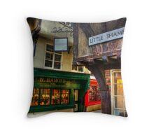 Little Shambles - York Throw Pillow