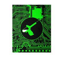 Cybergoth - Syringe (green) Gallery Board