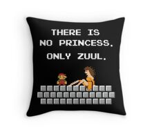 There is No Princess Throw Pillow
