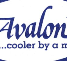 avalon Sticker