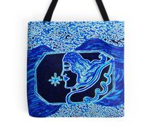 She's an angel star by Nikki Ellina Tote Bag