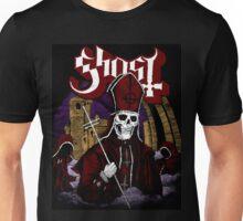 GHOST BC BAND KUNING 5 Unisex T-Shirt