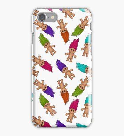 Troll pattern iPhone Case/Skin