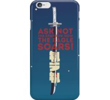 Kill la Kill - Bakuzan Beatdown iPhone Case/Skin