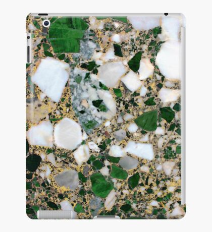 Emerald treasure iPad Case/Skin