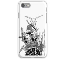 The Infernal Army  iPhone Case/Skin