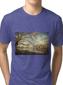 On The River Side Tri-blend T-Shirt