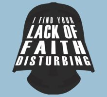 Lack Of Faith One Piece - Short Sleeve