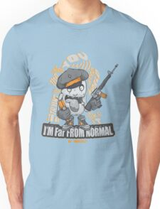 Far from normal Unisex T-Shirt