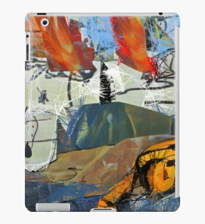 CRASH SITE(C2016)(DIGITAL) iPad Case/Skin